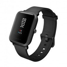 Amazfit Xiaomi (Huami) Bip SmartWatch Black Global Fox-Gadget